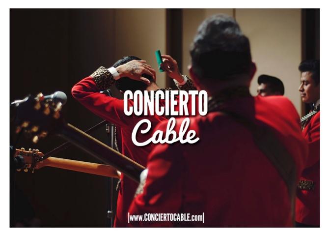 SERVICIOS CONCIERTO CABLE